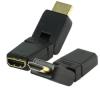 Adapter HDMI APA - HDMI ANYA forgatható