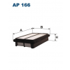 Filtron levegőszűrő AP166 1db
