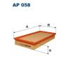 Filtron levegőszűrő AP058 1db