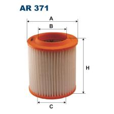 Filtron levegőszűrő AR371 1db levegőszűrő