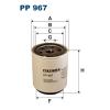 Filtron üzemanyagszűrő PP967 1db
