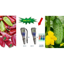 Kertészeti csomag: AD12+AD32 mérőműszer