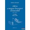 Ernst József - 100 év a magyar lovassport történetéből - 2. kötet 1920-1944
