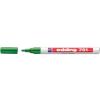 "EDDING Lakkmarker, 1-2 mm, EDDING ""751"", zöld"