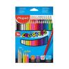"""MAPED Színes ceruza készlet, háromszögletű, MAPED """"Colo"""