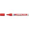 "EDDING Lakkmarker, 2-4 mm, EDDING ""750"", piros"