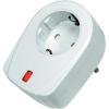 RSL Rádiójel vezérlésű kapcsoló, Köztes dugó RSL 1 csatornás Kapcsolási telj. (max.) 2000 W, 30 m