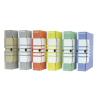 DONAU Archiváló doboz, A4, 100 mm, karton, DONAU, citro