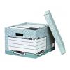 """FELLOWES Archiváló konténer, karton, nagy, """"BANKERS BOX® S"""