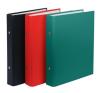 DONAU Gyűrűs könyv, 2 gyűrű, 30 mm, A5, PP/karton, DONA gyűrűskönyv