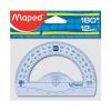 "MAPED Szögmérő, műanyag, 180°, MAPED ""Graphic"""