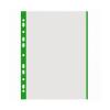 DONAU Genotherm, lefűzhető, színes szélű, A4, 40 mikron