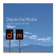 Depeche Mode The Singles 81-98 CD egyéb zene