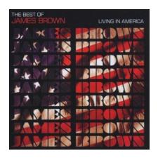 James Brown The Best of Living In America CD egyéb zene