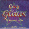 Gary Glitter 20 Greatest Hits CD