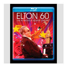 Elton John Elton 60-Live At Madison Square Garden Blu-ray egyéb zene