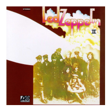 Led Zeppelin II Remastered CD egyéb zene