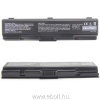 Qoltec Long Life Notebook Battery - TOSHIBA A200 A300, 10.8 V | 5200 mAh