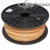 Filament PLA tekercs, 3mm, Natúr (1kg)