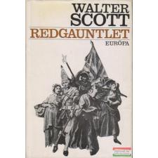 Walter Scott - Redgauntlet irodalom
