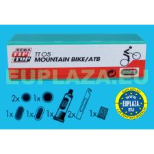 Gumijavító készlet, TT-05, mountan bike-hoz, Tip-top barkácsolás, csiszolás, rögzítés