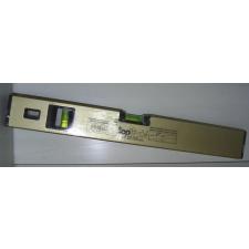 Vízmérték 200 cm eloxált arany barkácsolás, csiszolás, rögzítés