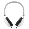 4world Stereo headset with comfortable ear cushions \'\'Colors\'\'  white