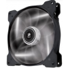 Corsair PC case fan AF140 Quiet Edition LED 140mm  3pin 1200 RPM  White