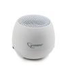 Gembird hordozható hangszóró (iPod  MP3 lejátszó  mobiltelefon  notebook)