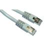 Gembird FTP kat.6 RJ45 patch kábel  10m  szürke