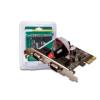 Digitus 2 x soros port PCI Express vezérlő