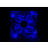 Modecom kék LED ventilátor  140x140x25mm  4 Pin Molex