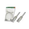 Digitus Premium CAT 5e UTP patch kábel  hossza: 7m  szürke