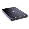 Natec HDD Natec RHINO LTD ház 2.5\'\' SATA - USB 3.0  alumínium  fekete  Slim