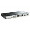 D-Link 20-Port Gigabit Stackable SmartPro Switch 2x SFP and 2x 10G SFP+ ports