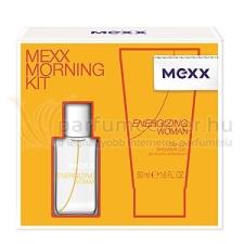 Mexx Energizing Woman Szett 30+50 kozmetikai ajándékcsomag
