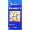 Salamanca térkép - Michelin 87