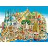 Heye puzzle 1500 db - Global City  Prades