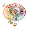LILLIPUTIENS Lotocolor - játék formákkal és színekkel