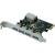 Digitus 4 portos USB 3.0 PCI Express kártya, Digitus