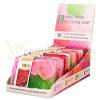 Nature of Agiva Roses - Piros rózsa Kézzel készített glicerines szappan 1x70 g