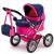 Bayer Design Trendy játék babakocsi, pink / kék