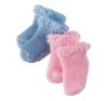 GÖTZ világoskék és rózsaszín babazoknik (33-42 cm-es babára) játékbaba felszerelés