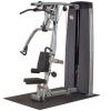 Body Solid Body-Solid DPLS-SF mellnyomógép/hátcsiga