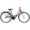 48-as, 28″-os 6 sebességes city bike kerékpár, piros (Stucchi Lifeway)