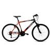 48-as Mountain bike 26″-os, férfi, piros/fekete(Stucchi Dirty Road)