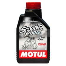Motul Scooter Expert 4T 10w40 1 L motorkerékpár olaj motorolaj