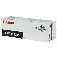 Canon CEXV18 toner (eredeti) nyomtatópatron & toner