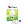 Verbatim LED izzó, Classic B - gyertya, E14-es foglalat, 250lm, 4,5W, 2700K, meleg fény, bliszterben, VERBATIM