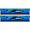 G.Skill F3-1600C8D-8GAB Ares AB DDR3 RAM 8GB (2x4GB) Dual 1600Mhz CL8